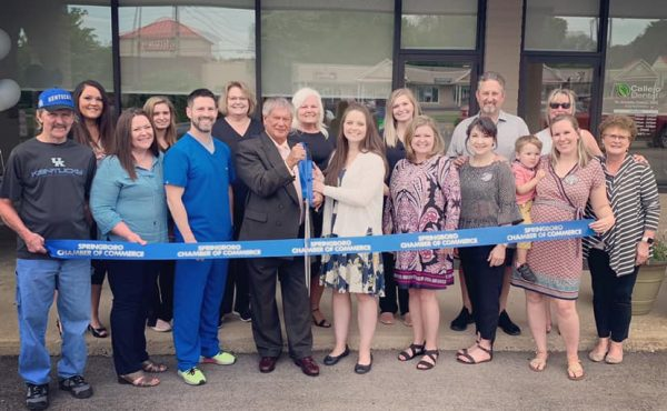 Callejo Dental Ribbon Cutting