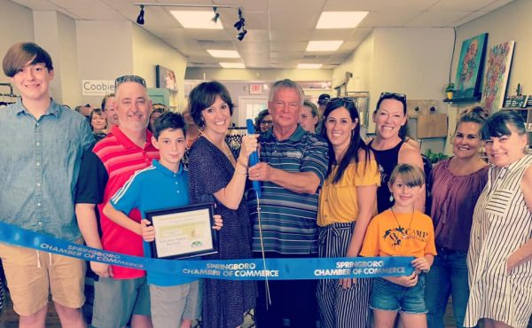 Suburban Hippie Chic Boutique was happy to welcome family and friends for their recent Ribbon Cutting Ceremony