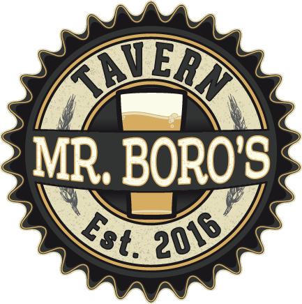 Mr. Boro's Tavern Logo