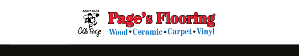 Page's Flooring Logo