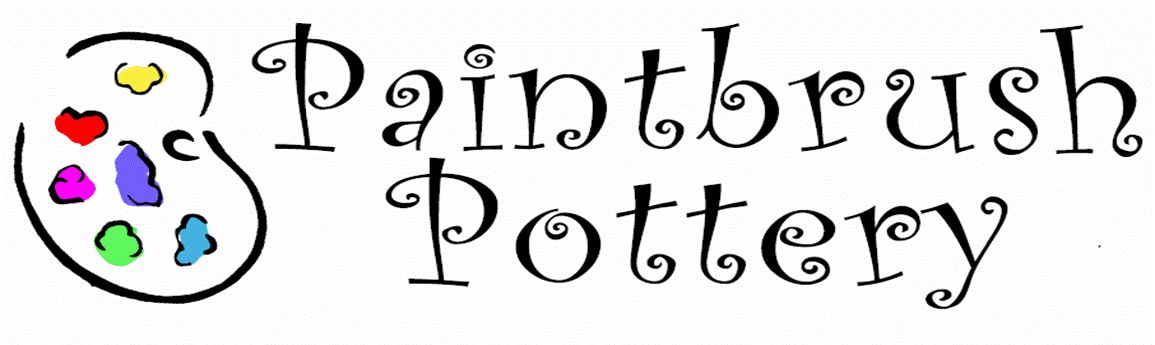Paintbrush Pottery Logo