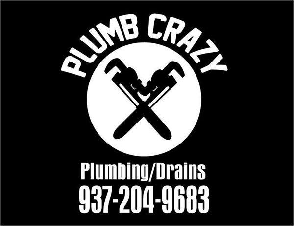Plumb Crazy Plumbing & Drains Logo