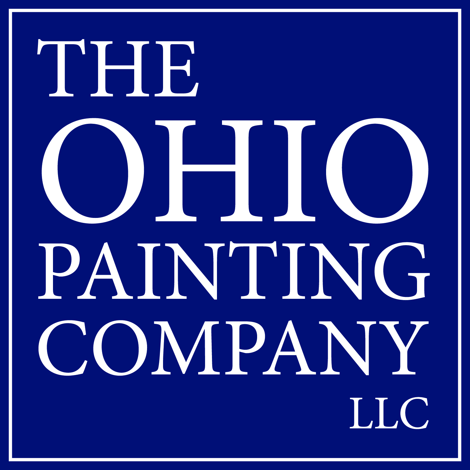 The Ohio Painting Company Logo