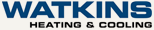 Watkins Heating & Cooling Logo