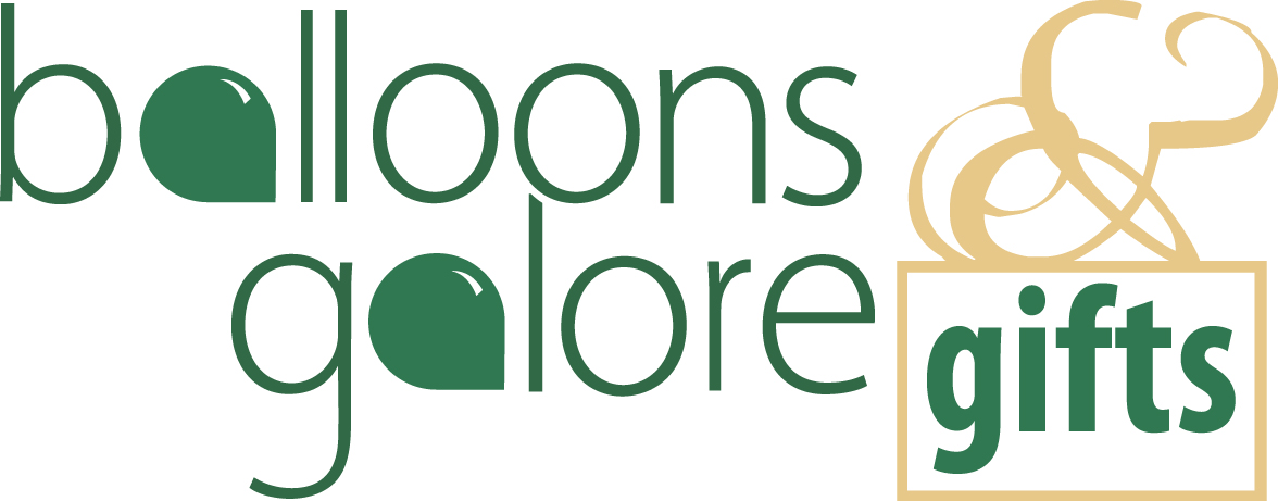 Balloons Galore & Gifts Logo