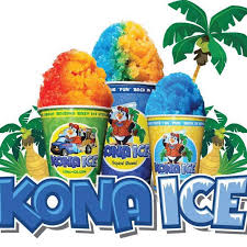 Kona Ice of NE Cincinnati Logo