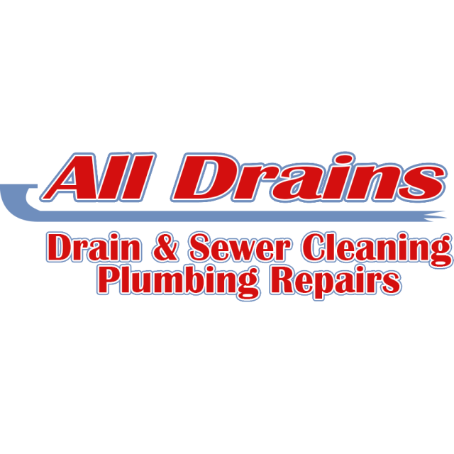 All Drains Drain Cleaning and Plumbing Repair Logo