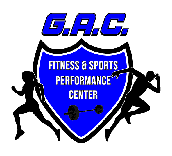 G.A.C. Fitness and Sports Performance Center Logo