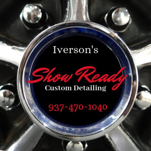 Show Ready Custom Detailing Logo