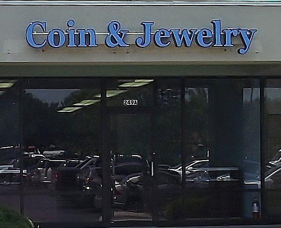 Springboro Coin & Jewelry Logo