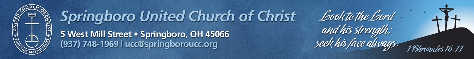 Springboro United Church of Christ Logo