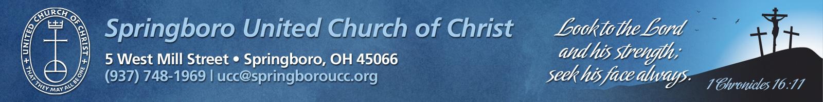 Springboro United Church of Christ Logo