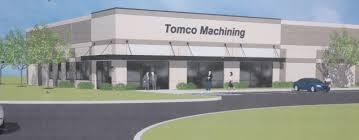 Tomco Machining, Inc. Logo
