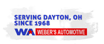 Weber's Automotive Service Logo