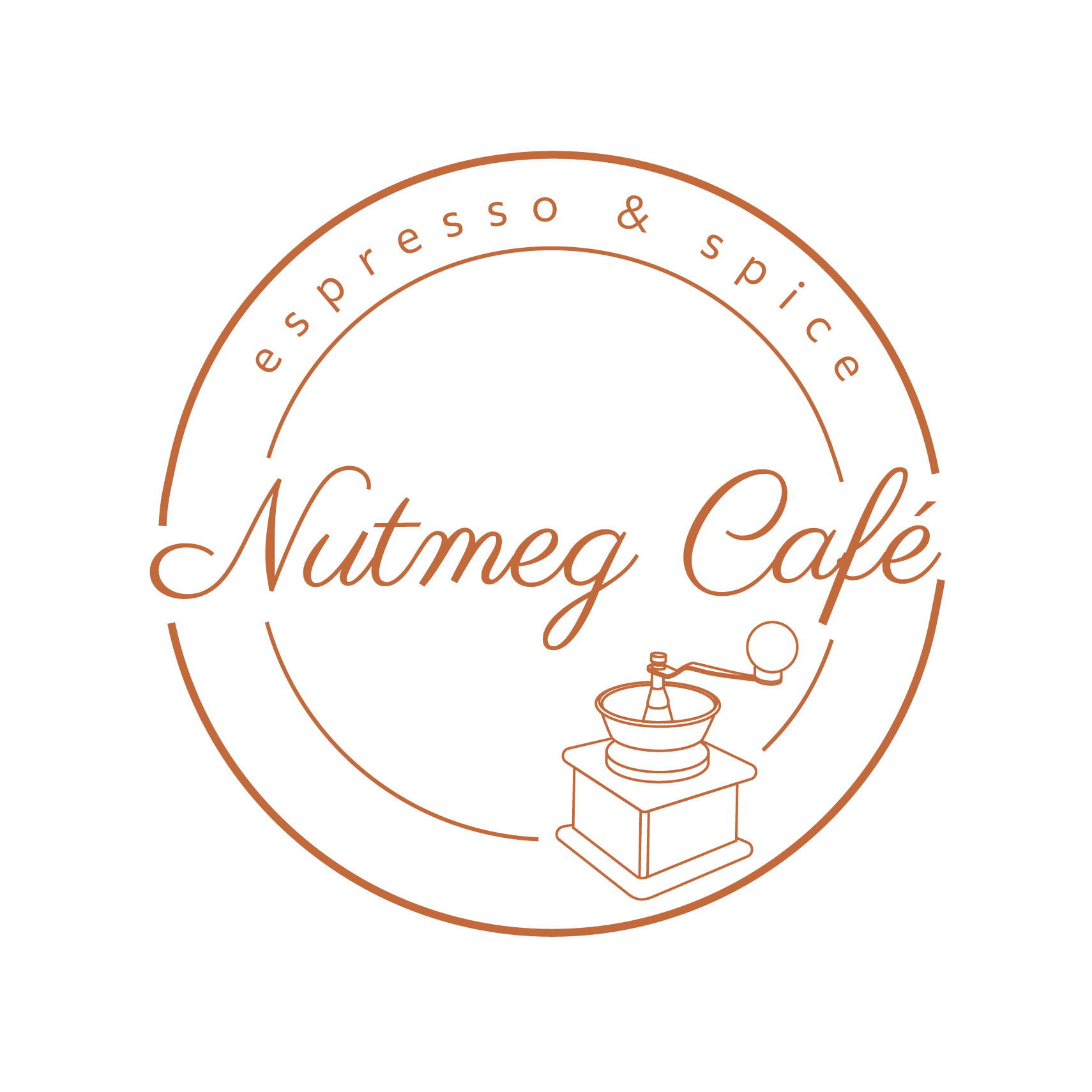 Nutmeg Café LLC Logo