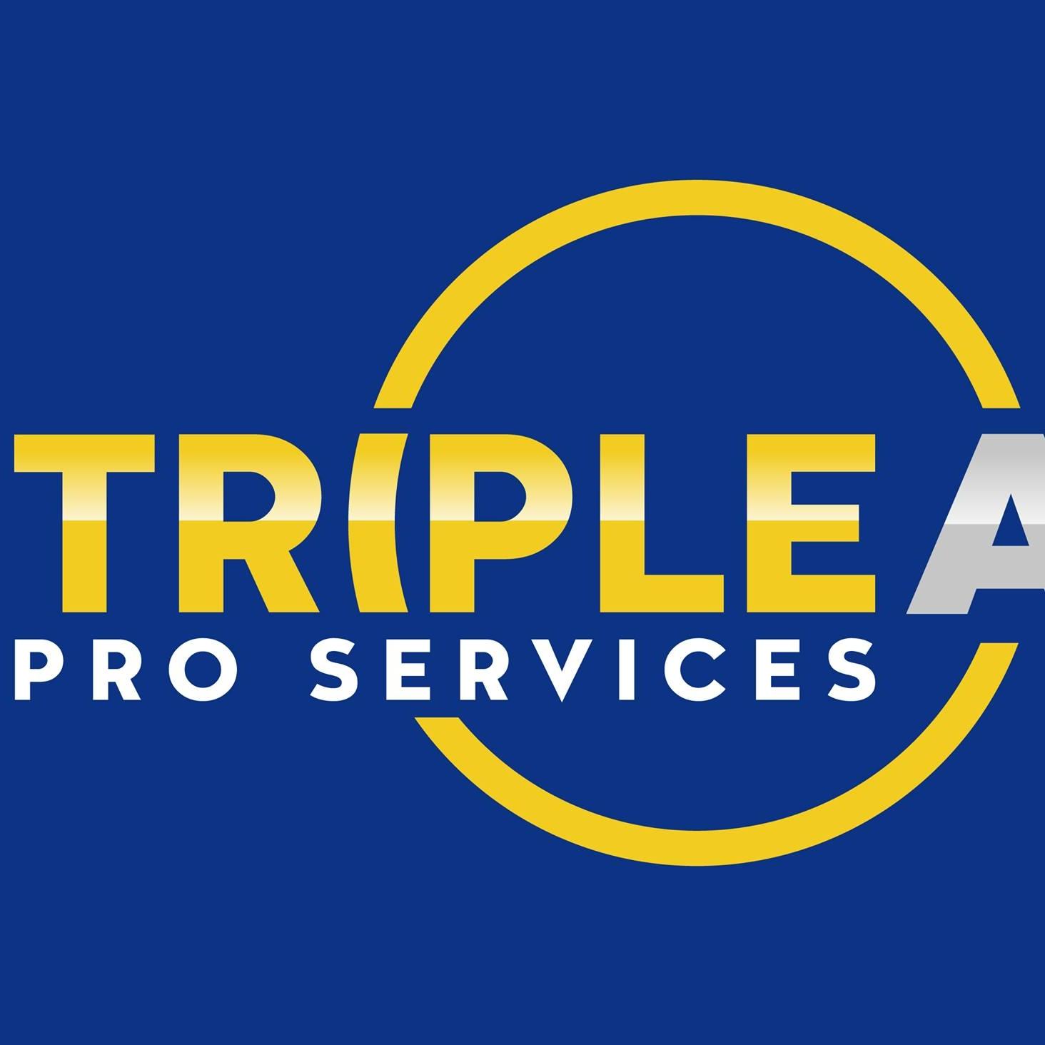 Triple A Pro Services Logo