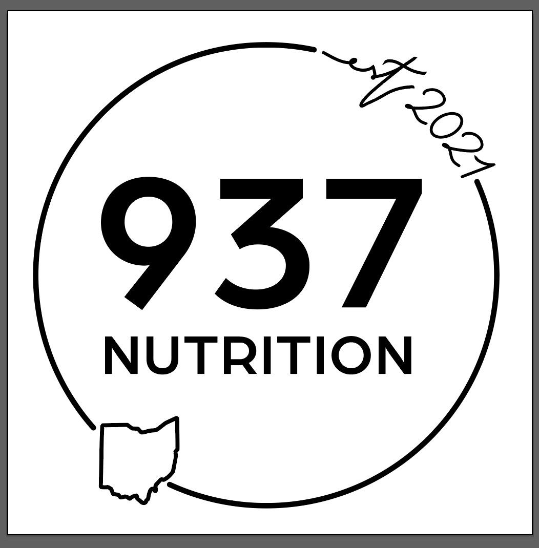 937 Nutrition Logo